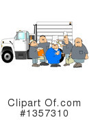 Construction Worker Clipart #1357310 by djart