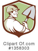 Construction Worker Clipart #1358303