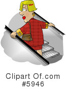 Royalty-Free (RF) consumer Clipart Illustration #5946
