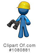 Contractor Clipart #1080881