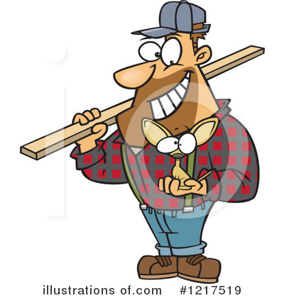 Carpenter Clipart #1217519 by toonaday