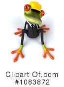 Contractor Frog Clipart #1083872 by Julos
