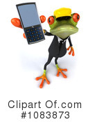 Contractor Frog Clipart #1083873 by Julos