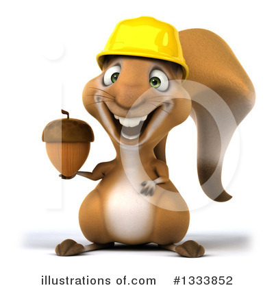 Squirrel Clipart #1333852 by Julos