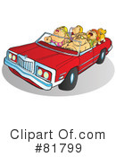Convertible Clipart #81799 by Snowy
