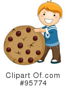 Cookie Clipart #95774 by BNP Design Studio