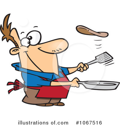 Cooking Clipart #1067516 by toonaday