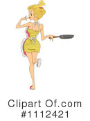 Royalty-Free (RF) cooking Clipart Illustration #1112421