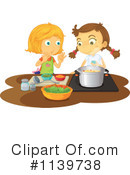 Cooking Clipart #1139738 by Graphics RF