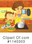 Cooking Clipart #1140303 by Graphics RF