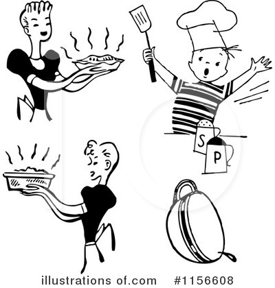 Baking Clipart #1156608 by BestVector