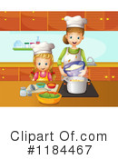 Cooking Clipart #1184467 by Graphics RF