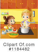Cooking Clipart #1184482 by Graphics RF