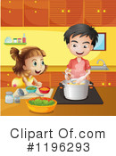 Cooking Clipart #1196293