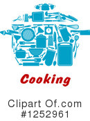 Cooking Clipart #1252961 by Vector Tradition SM