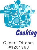 Cooking Clipart #1261988 by Vector Tradition SM