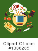 Cooking Clipart #1338285 by Vector Tradition SM