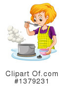 Cooking Clipart #1379231 by Graphics RF