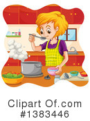 Cooking Clipart #1383446 by Graphics RF