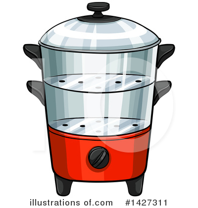 Cooking Clipart #1427311 by Graphics RF