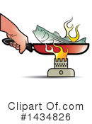 Cooking Clipart #1434826 by Lal Perera