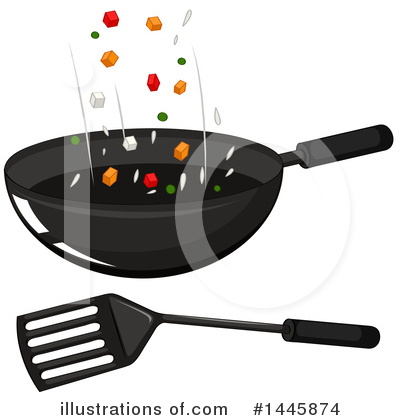 Cooking Clipart #1445874 by Graphics RF