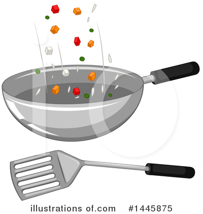 Cooking Clipart #1445875 by Graphics RF