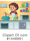 Cooking Clipart #1448861 by visekart