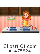 Cooking Clipart #1475824 by Graphics RF