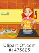 Cooking Clipart #1475825 by Graphics RF
