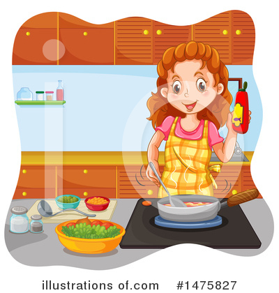Cooking Clipart #1475827 by Graphics RF