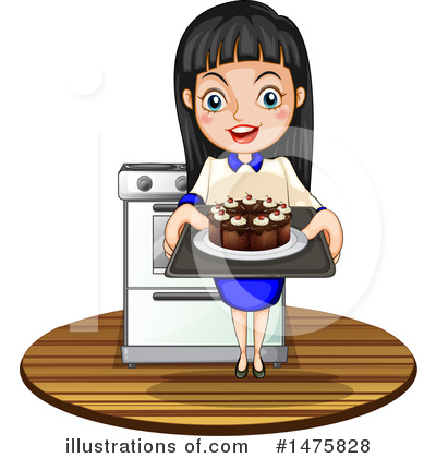 Cooking Clipart #1475828 by Graphics RF