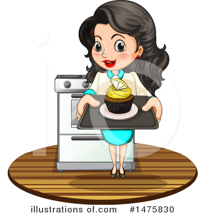 Cooking Clipart #1475830 by Graphics RF