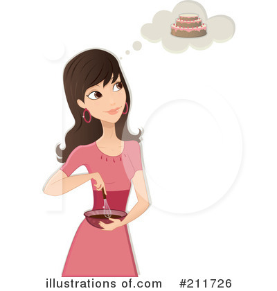 Baker Clipart #211726 by Melisende Vector