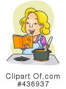 Cooking Clipart #436937 by BNP Design Studio