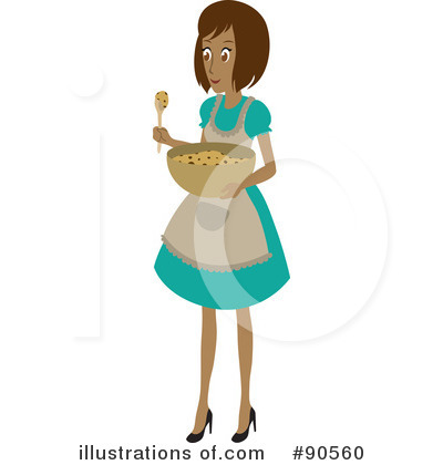 Cooking Clipart #90560 by Rosie Piter