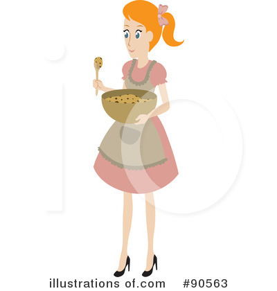 Cooking Clipart #90563 by Rosie Piter