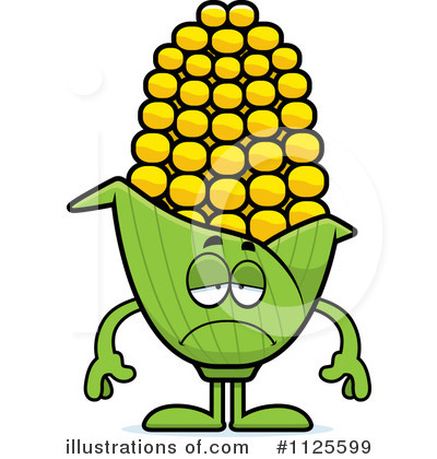 Corn Clipart #1125599 by Cory Thoman