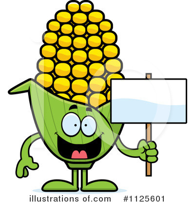 Corn Clipart #1125601 by Cory Thoman