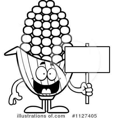 Corn Clipart #1127405 by Cory Thoman