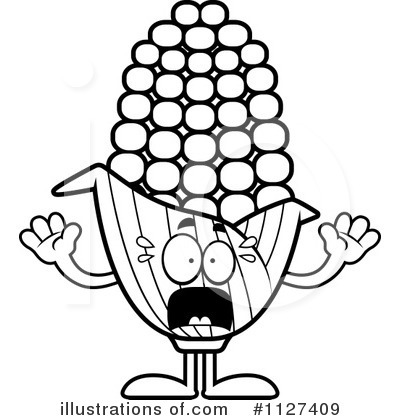 Corn Clipart #1127409 by Cory Thoman