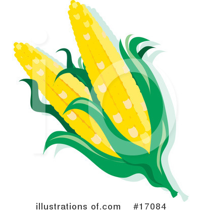 Vegetable Clipart #17084 by Maria Bell