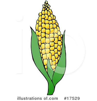 corn clipart #17529 - illustrationdjart