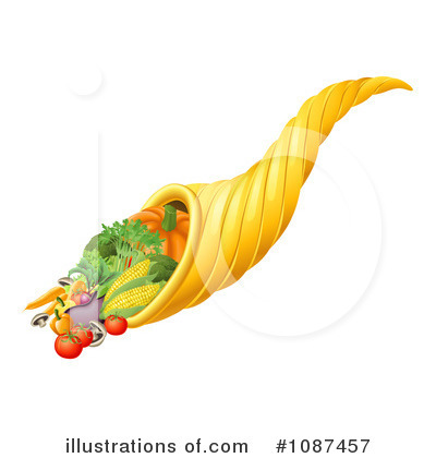 Corn Clipart #1087457 by AtStockIllustration