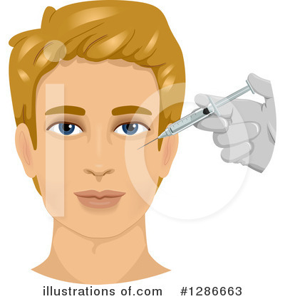 Botox Clipart #1286663 by BNP Design Studio