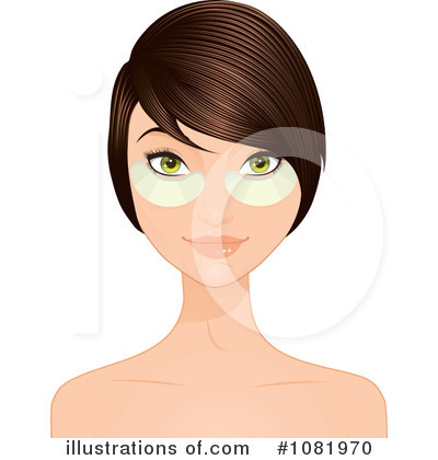 Woman Clipart #1081970 by Melisende Vector
