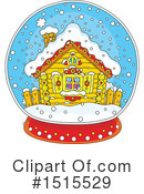 Royalty-Free (RF) Cottage Clipart Illustration #1515529