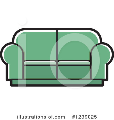 Furniture Clipart #1239025 by Lal Perera