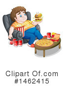 Couch Potato Clipart #1462415 by Graphics RF