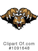 Cougar Clipart #1091648 by Chromaco